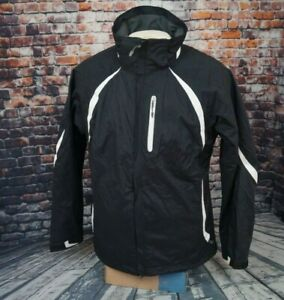 Details about Vtg Nike ACG 3 Storm Fit Jacket All Conditions Gear Black White Mens M Medium