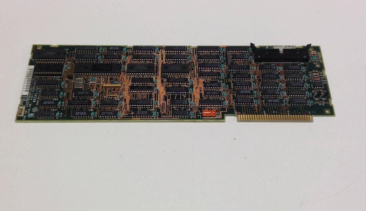 GENERAL ELECTRIC CONTROL BOARD 44A717590-G01
