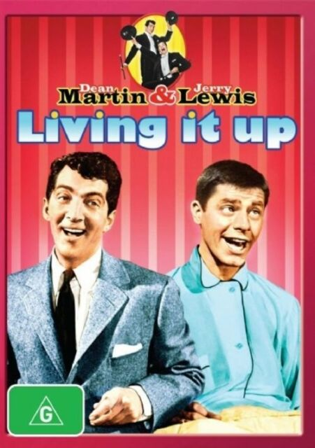 Living It Up (DVD, 2008)