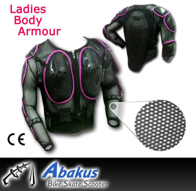 Ladies Body Armour/Pressure Suit – MX/Motocross/Dirt/Quad/Off-road/DH/ATV/Trail