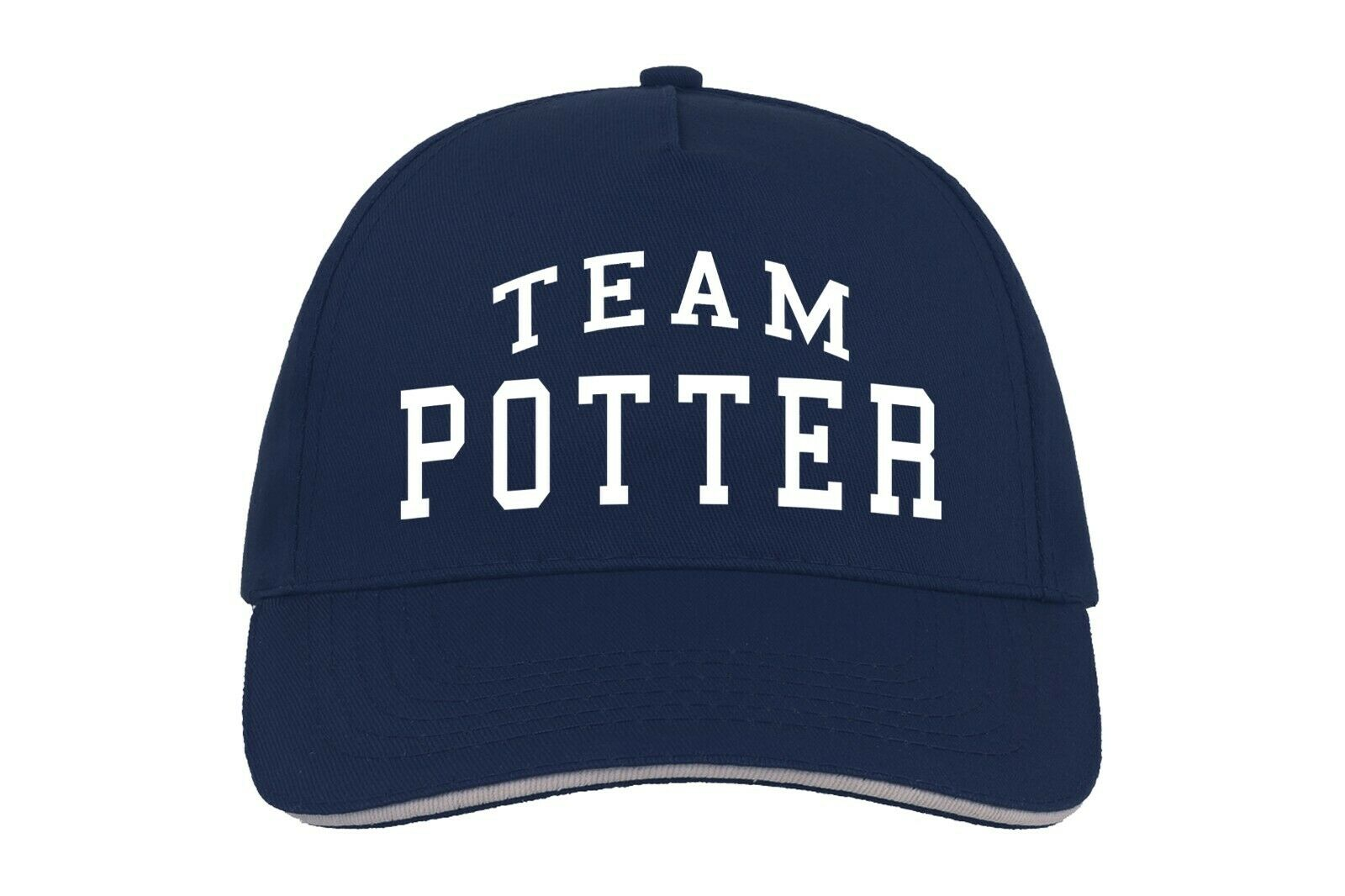 Team Potter Baseballkappe Kappe Geschenk Familienname Familie Name Cool