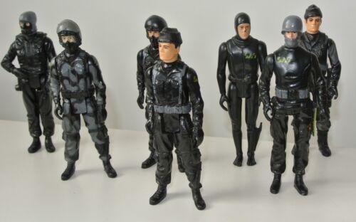Azioni FORCE GI joe figure SAS pilota COMMANDO FROGMAN SQUAD leader ATTACCO Troop
