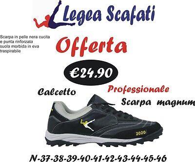 Cordiale Scarpa Calcetto Magnum Legea Professionale Sport Training