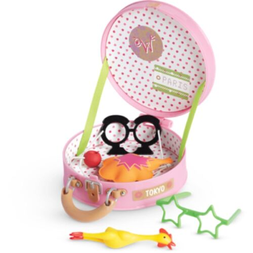 """American Girl WELLIEWISHERS GIGGLES AND GRINS PLAY SET for 15/"""" Dolls Emerson WW"""