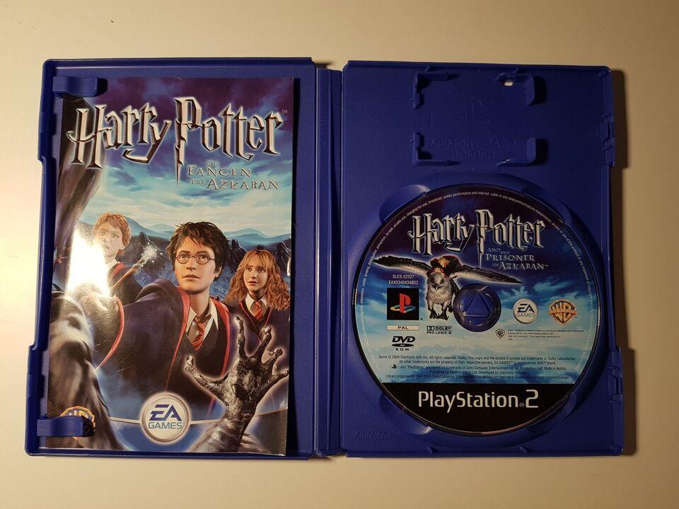 Harry Potter og fangen fra Azkaban, PS2
