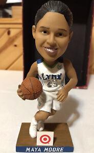 Maya-Moore-WNBA-23-Minnesota-Lynx-Basketball-Rare-Bobblehead-SGA-2011-Advocate