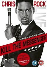 CHRIS ROCK KILL THE MESSENGER LIVE HBO SHOW WARNER UK 2009 REGION 2 DVD NEW