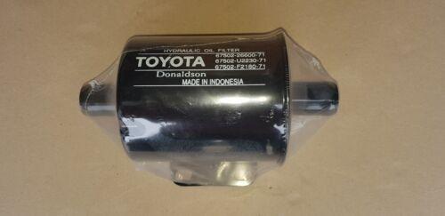 TOYOTA forklift hidraulik filter