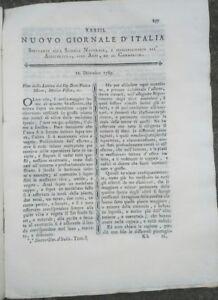1789-039-NUOVO-GIORNALE-D-039-ITALIA-039-OLIVI-VALPOLICELLA-FRIULI-MARMO-IN-COLLI-EUGANEI