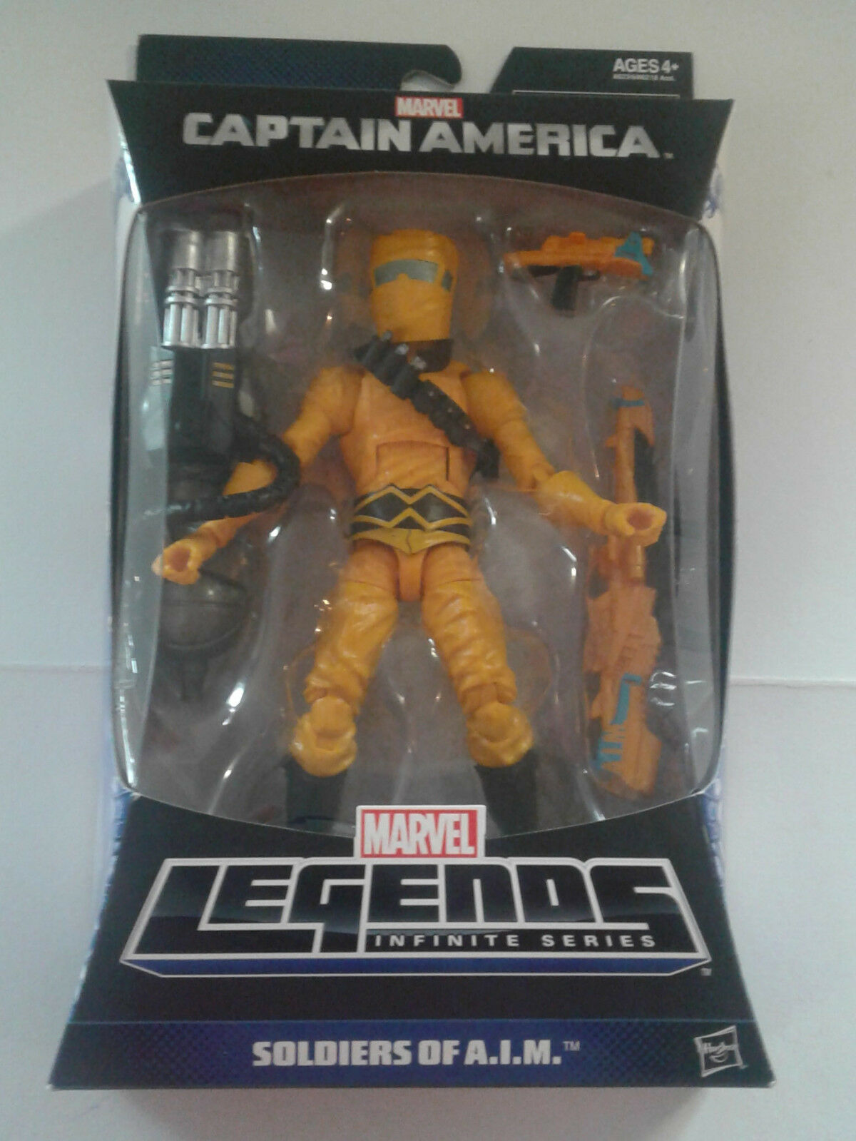 Marvel Legends NEW - A.I.M. SOLDIER - Mandroid BAF Right Arm AIM SOLDIER