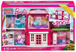 Mega Bloks Fab Mansion Fab-n-play 80149 de Barbie