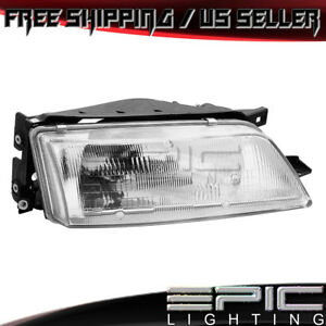 Image Is Loading Headlight Headlamp For 1995 1996 1999 Nissan Maxima