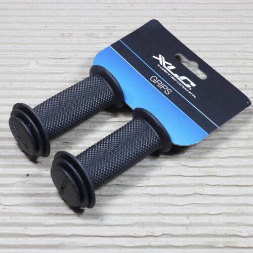 XLC Griffe GR-G19-82 mm mit Prallschutz für Kinderfahrrad schwarz