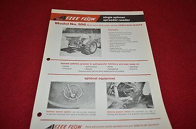 New Idea 402 404 Rake Dealers Brochure DCPA