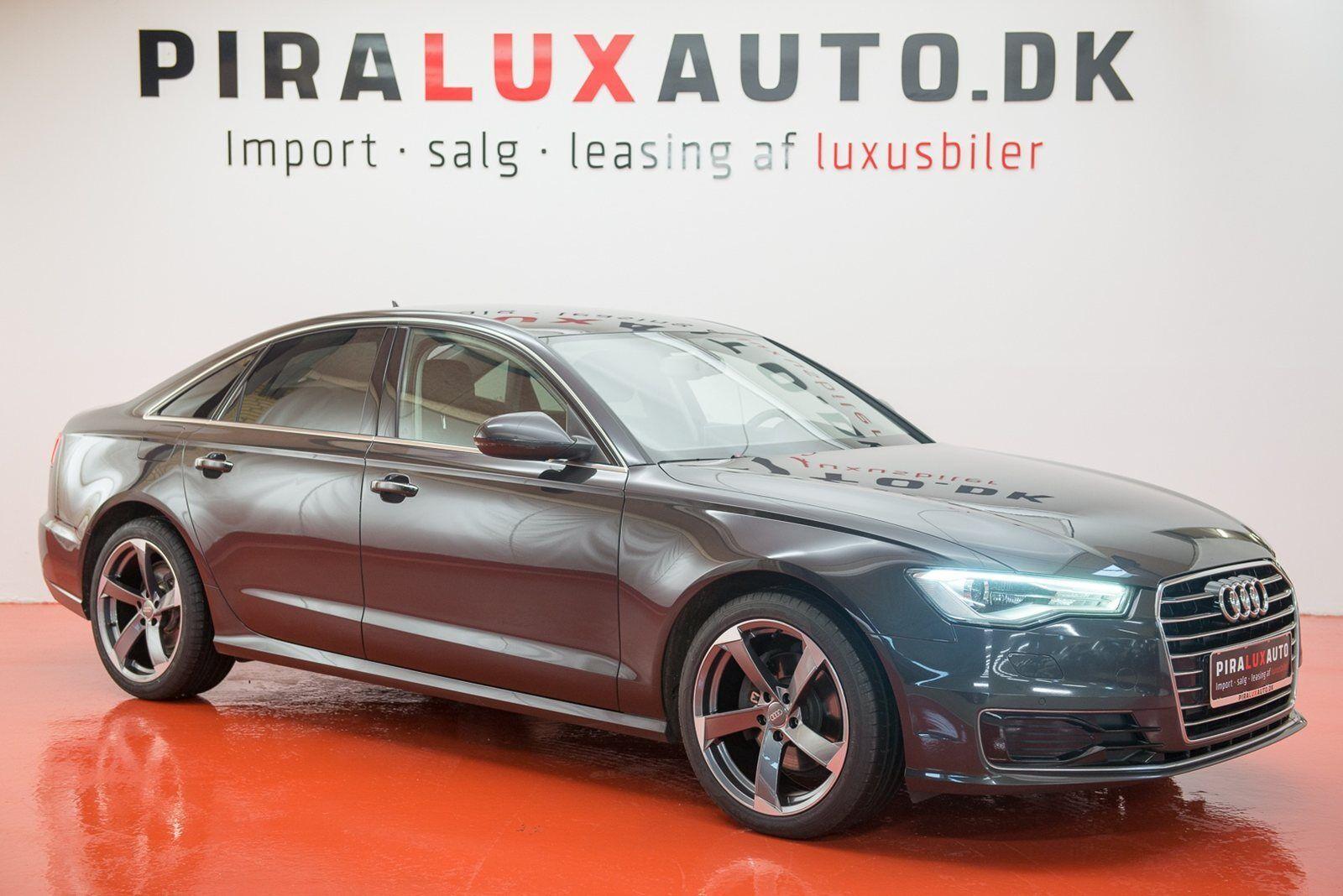Audi A6 2,0 TDi 190 Ultra S-tr. 4d - 2.500 kr.