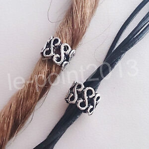 Bead Bartperle Haarperle Modul Perle Infinity Keltisch Folklore Silber