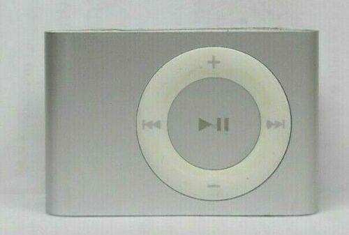 2nd Generation Silver Apple iPod Shuffle A1204 // 1GB Free Shipping