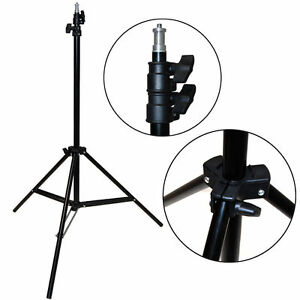 Foldable Studio Photography Light Flash Stand Support Tripod Softbox Umbrella 09 701772008576
