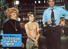 BETTE DAVIS CHRISTOPHER LEE RETURN FROM WITCH MOUNTAIN 1978  LOBBY CARD #1