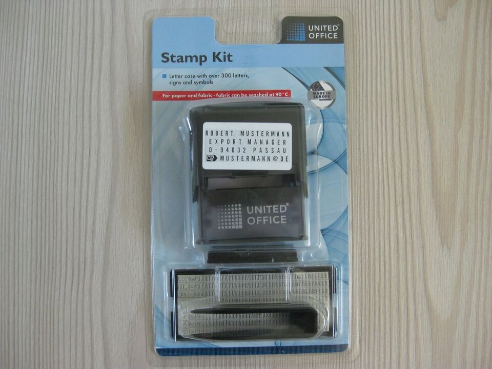 Stempel Stamp Kit
