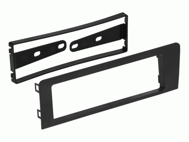 Metra 99-7897 Single / ISO-DIN Radio Install Dash Kit for Civic Car Stereo Mount