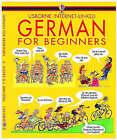 German for Beginners by John Shackell, Angela Wilkes (Paperback, 1986)
