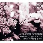Alexander Scriabin - Scriabin: Mazurkas (2014)