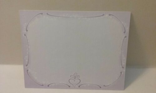 """4 1//4/"""" x 5 1//2/"""" new Cinderella Quote on ultra thick card stock"""
