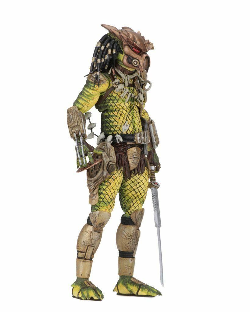 Predator 2 Ultimate Elder The golden Angel Angel Angel Predator 8  Action Figure NECA f37979