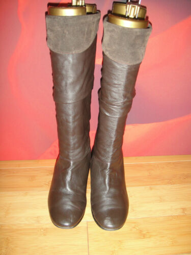 Day Style Riding Uk Brown Boots Superb 26 3 Happy Leather ZwxACXInq5
