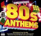The Ultimate Collection: 80s Anthems [Box] by Various Artists (CD, Sep-2013, 5 Discs, Union Square Music)