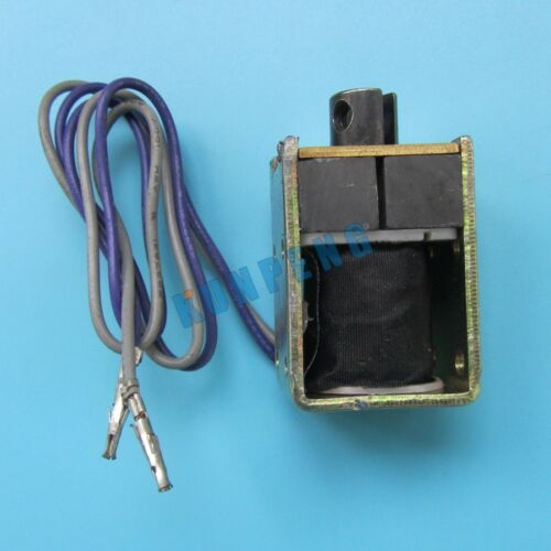 KEEP SOLENOID TDS-K10SL W//COVER # A9056013 FOR BARUDAN