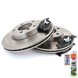 Brake Discs Pads Front For Iveco Daily V Pickup/Chassis