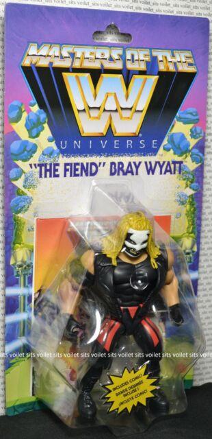 """Mattel Wrestling Masters Of The WWE Universe Figure """"The Fiend"""" Bray Wyatt"""
