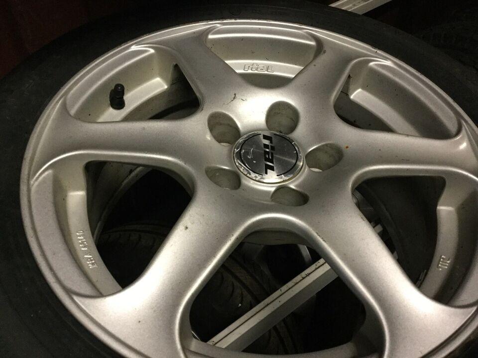 Sommerhjul til Toyota carina