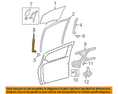 Left Genuine Hyundai 89370-24011-FAL Seat Back Cover