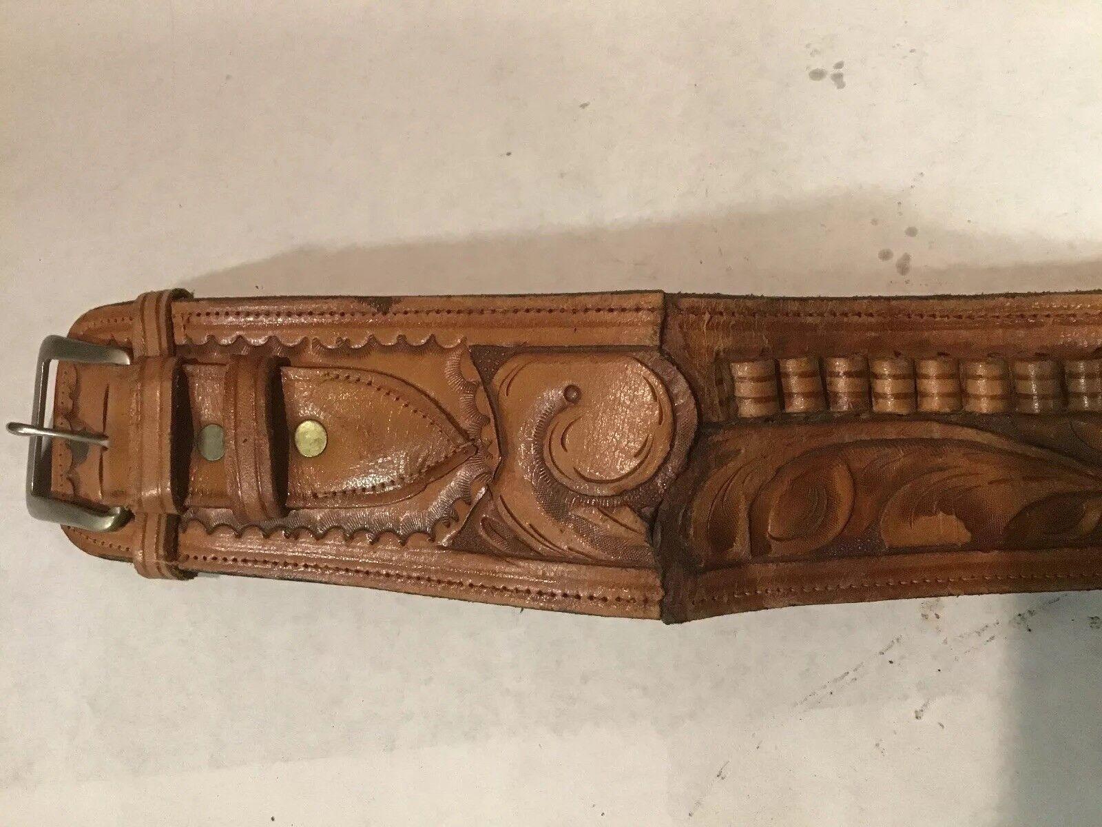 Precio Western & otro marco marco marco L K funda de cinturón de Pistola M1004 2008D Cuero fileteado 15a1c9