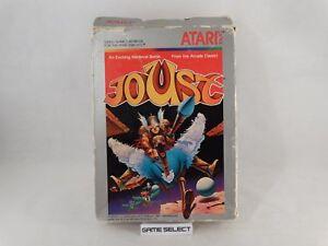 JOUST-ATARI-2600-VCS-e-7800-BOXATO-BOXED-ORIGINALE-COMPLETO