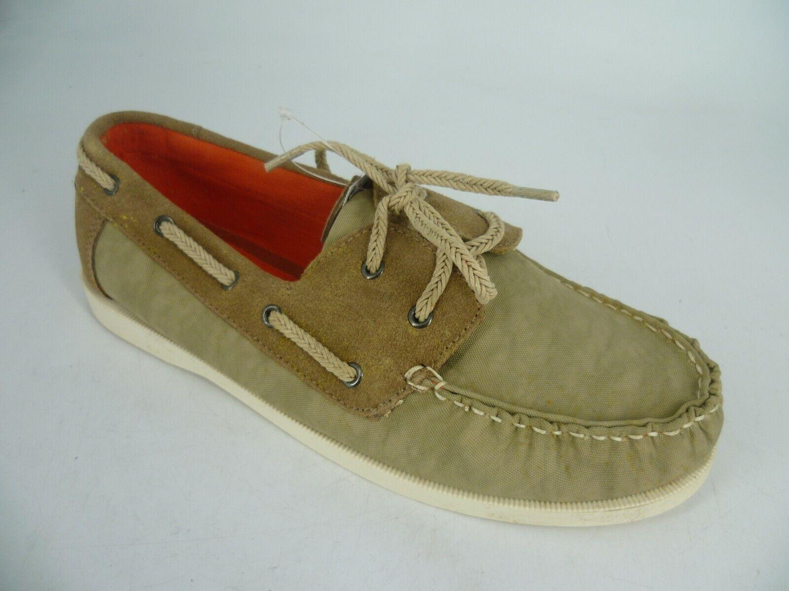 Next Ladies Boat shoes Brown UK 4 EU 37 LN092 AG 04