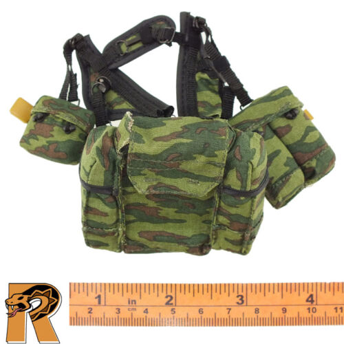 Natalia Russian Airborne 1//6 Scale Damtoys Action Figures Harness w// Pouches