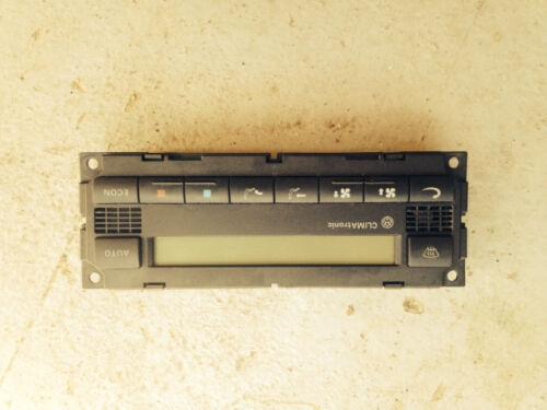 02  Passat 4-motion ATC Climate control 3B1907044J A//C Heater dash temp