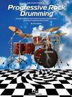 Progressive Rock Drumming (Book/CD) by Dan Maske (Mixed media product, 2014)