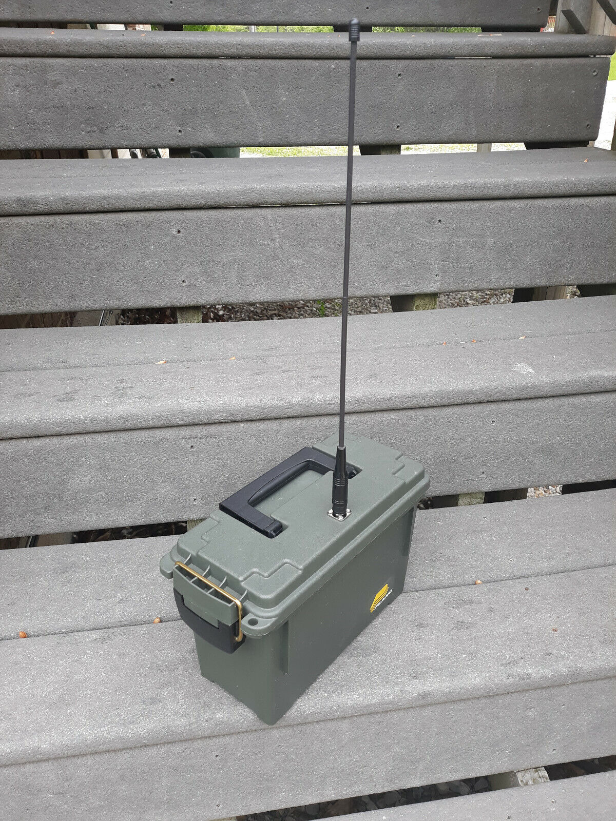 Tactical Radio Repeater - Crossband  VHF/UHF - Self Contained. Available Now for 199.00