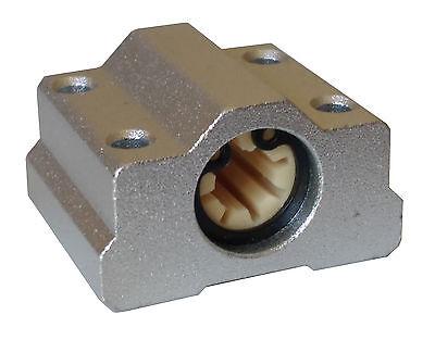 3D Printer 10mm Polymer SC10UU Bearing Aluminium Block Igus Drylin RJ4JP-01-10