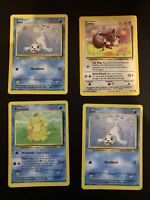 Pokemon Legendary Collection Bundle Eevee, Seel, Psyduck
