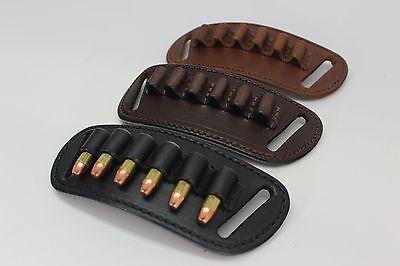 45 Colt 357 Speed Loader Cartridge Ammo Belt Slide Holster 454 38 Spcl