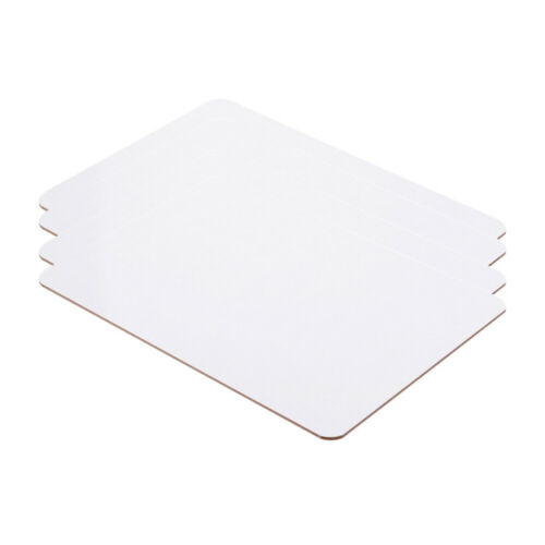 Dry-Erase Double Sided Lap Boards Mini White Boards Learning Drawimg Whiteboards