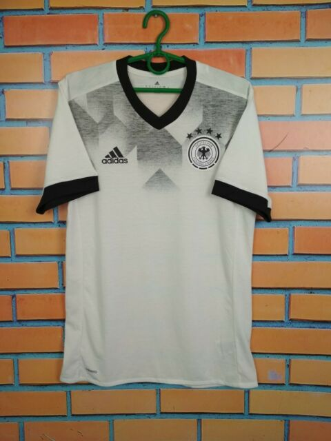 Germany Training Soccer Jersey M 2016 Shirt BP9161 Football adidas ...