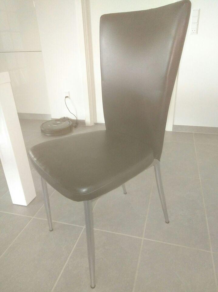 Spisebord m/stole, Træ, ILVA