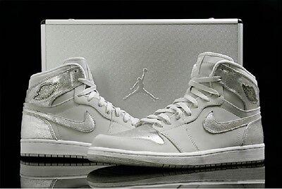 Nike Air Jordan 1 Retro Dunk HI SILVER